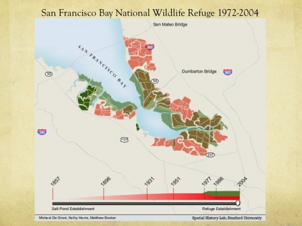 Visualizing San Francisco Bay's Forgotten Past