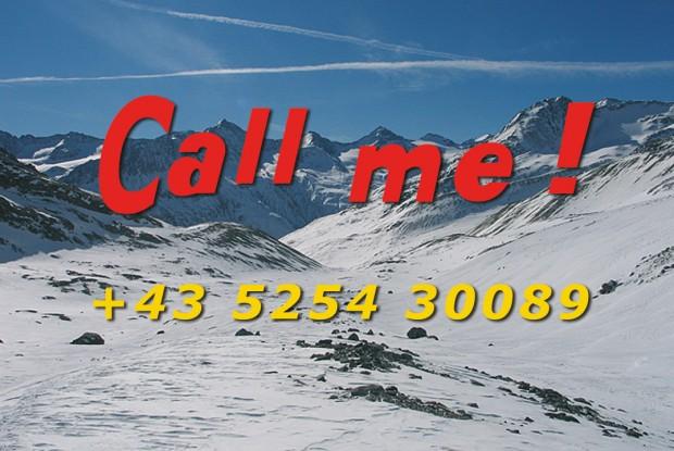 Calling the Glacier