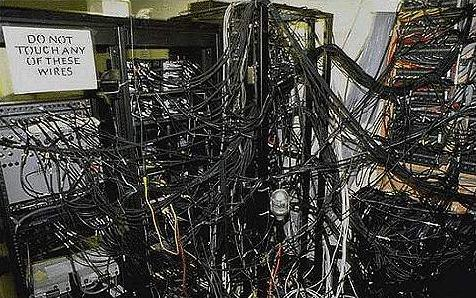 Fig. 1. Does your classroom technology look like this? Better plan ahead. Credit: User slworking's Flickr photostream.