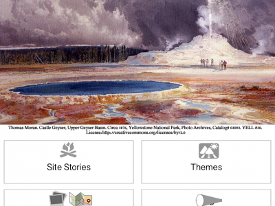 Creating a Digital Wonderland: Environmental and Cultural History in the Digital Age